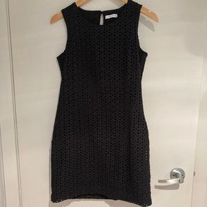 ALFRED SUNG Black dress